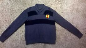 ARMANI MENS JUMPER , WORN ONLY TWICE , MEDIUM , COST £145