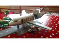 Playmobile pacific airline with figures