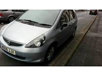 honda jazz 1.2 patrol and converted to LPG