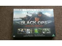 Black ops special forces DVD set