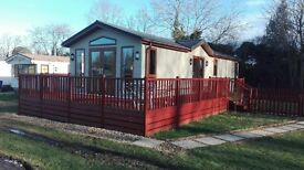 Lodge for sale at Yaxham Waters Holiday Park just reduced in price for quick purchase Call Neil now!