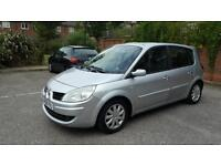 Automatic Renault scenic 1.6