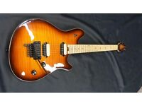 EVH Wolfgang Special Flamed Maple Guitar, MN Tobacco Sunburst...AS New...