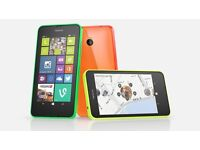 NOKIA LUMIA 635 8GB Smartphone Mobile lock/unlock (uk phones)