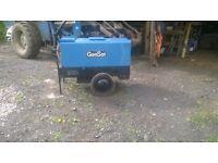 diesel generator gen-set welder generator