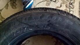 Dunlop Tyre SP sport
