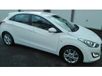 2013 Hyundai i30 1.4 Style 5 door Petrol Hatchback only 16327 miles BARGAIN