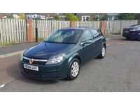 2005 vauxhall astra 1.6 club twinport beautiful colour and condition 12 mths mot