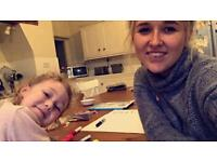 Au Pair looking for host family in London