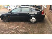 Vaxhuall Vectra CHEAP RUNS FINE