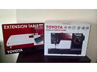 Toyota Super Jeans J26 Sewing Machine