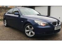 BMW 5 series 530d se E60 automatic full leather 2006