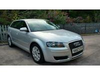 Audi A3 1.9Tdi new mot.just serviced.