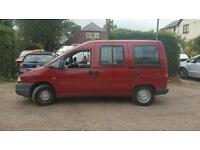 2003 Peugeot expert 1.9 diesel van/wheelchair mobility car 55k with service history £1995