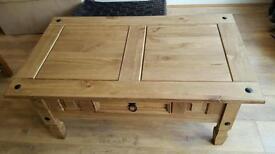 New corona bespoke coffee table