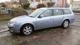Ford Mondeo Estate Ghia 2006 TDCI Excellent runner and a very reliable car.