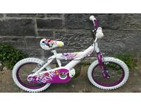 Girls bicycle 4-5 years