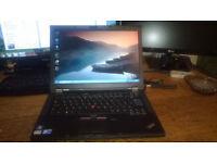 IBM Lenovo T410 Intel I5 Processor 2.40ghz 4gb or 6gb Memory 160gb Hard Drive