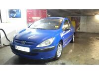 Peugeot 307 2.0 HDi Style 3dr