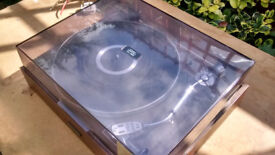 Pioneer PL 12D turntable