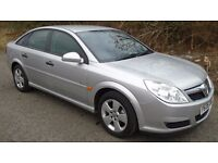 "2006/06 Vauxhall Vectra 1.8 vvt Life""Mot'd until 16th March 2018""eg mondeo focus Astra 407 passat"