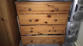 Chest of draws sold