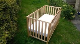 Toddler Bed (Baby Bed)