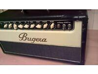 Bugera Vintage 55HD 2-Channel 55-Watt Tube Amplifier Guitar Amp Head V55HD