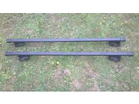 Roof bars for Vauxhall Zafira A