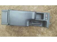 Bmw e46 centre console Complete with black leather arm rest