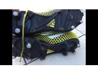 Football Rugby boots size 8 uk