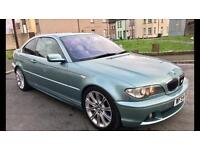 54 Face Lift Bmw 330cd coupe (201ps) Full lheter crem interior