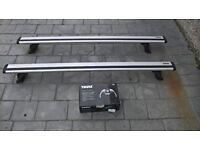 * REDUCED *THULE WING BAR ROOF RACK