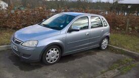 Silver 1.4i Vauxhall Corsa - Auto - 5 door hatchback