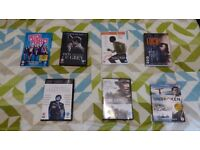 Various DVDs: Pitch Perfect, Fifty Shades of Grey, Lucy...
