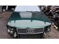 LHD Audi A8 D2 prelift BONNET+ GRILL
