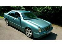 MERCEDES-BENZ E240 CLASS AVANT-GARDE AUTO