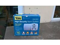 Yale Security Home Alarm System