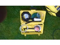 Osaki pressure washer, as new condition, with accessories