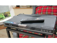 LG DVD player and recorder