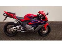 Honda CB1000rr5 Fireblade, vgc, 23,949miles