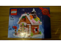 Lego 40139 Gingerbread House Limited Edition