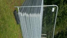 Used heras fencing for sale