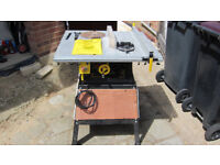 Draper 10 inch Table Saw.