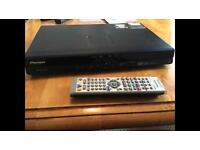 Pioneer free view DVD player recorder