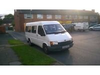 STILL FOR SALE 15 Seater Ford Transit Minibus 2.0 litre petrol in vgc in WR11 1JL