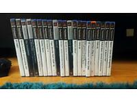 Playstation 2 with 21 games and eyetoy camera