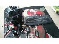 Job lot pc peripherals