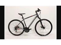 Cannondale cx4 hybrid/road bike
