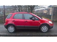 Fiat Sedici Dynamic 1.6 2007 (07)**LongMOT**FSH**Spacious but Compact 4x4 for only £1795
